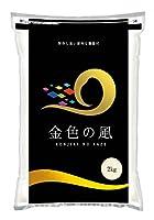 米 白米 金色の風 10kg (2kg×5袋) 岩手県産 令和元年産(2019年)