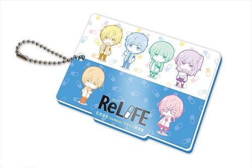 ReLIFE アクリルパスケース