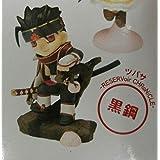 CLAMP in 3-D LAND トレーディングフィギュア 第6シリーズ 黒鋼(ツバサ-RESERVoir CHRoNiCLE-) 単品
