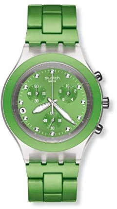 Irony Diaphane Chrono Full-Blooded Lime SVCK4071AG