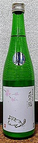 萩の鶴 純米吟醸 純米吟醸別仕込 生原酒 うすにごり (720ml)