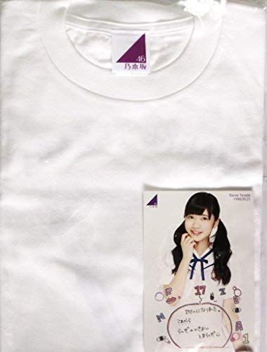 乃木坂46 2015年9月度 生誕記念Tシャツ 【寺田蘭世】...