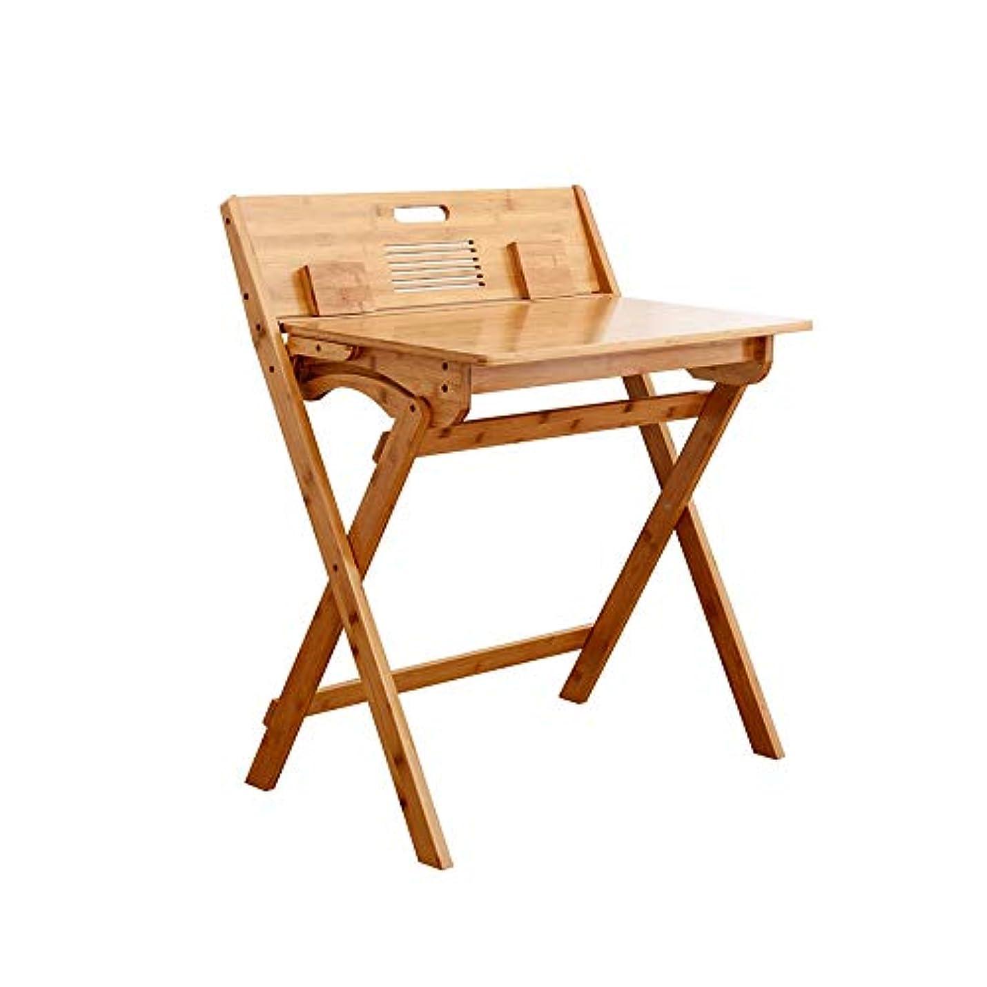 短命学部区別LJHA zhuozi 折りたたみテーブル、ホームシンプルなライティングデスクレジャーテーブル学生寮研究テーブル屋外ポータブル小さなテーブル小さなアパートデスク