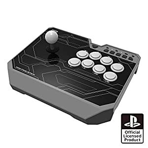 【SONYライセンス商品】ファイティングスティック for PlayStation®4/PlayStation®3/PC【PS4対応】