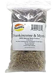 Govinda - Frankincense & Myrrh Resin Regular Grade - 0.5kg