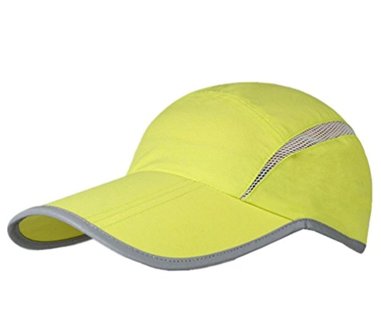 GADIEMENSS 速乾性 帽子 折り畳み 登山 軽量 通気性 ソフト メッシュキャップ メンズ レディース