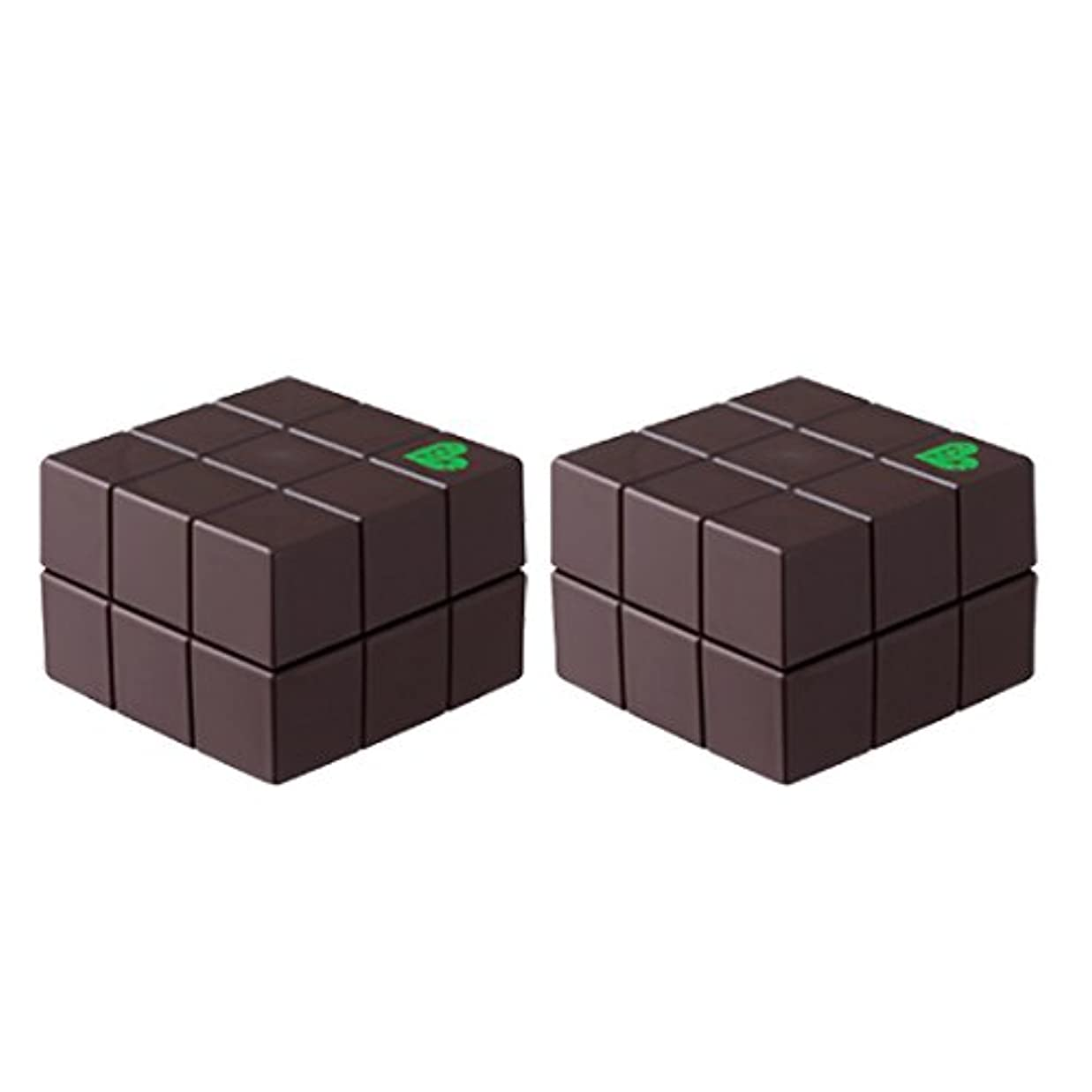 後悔食器棚正当な【x2個セット】 アリミノ ピース プロデザインシリーズ ハードワックス チョコ 40g