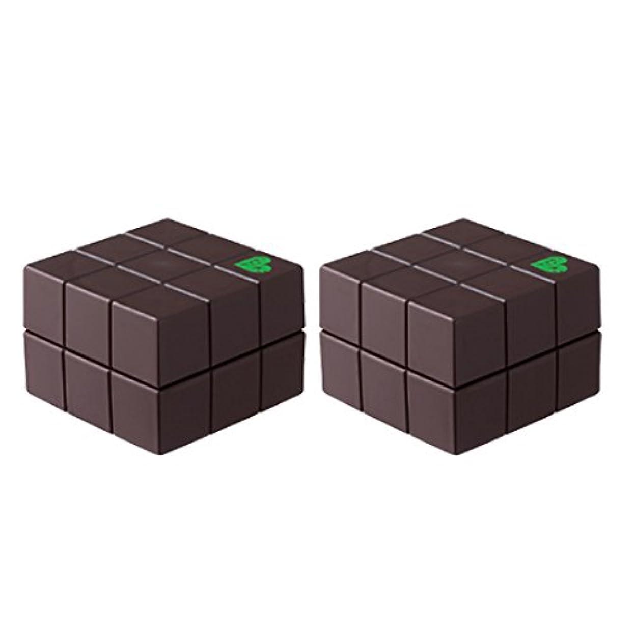 十二深い成人期【x2個セット】 アリミノ ピース プロデザインシリーズ ハードワックス チョコ 40g