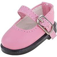 Dovewill  1/6スケール ドルフィーBJDドール対応 素敵 流行 靴 全7色選ぶ  - 04