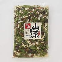 MC 山菜ミックス水煮 800g 【冷凍・冷蔵】 2個