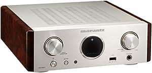 marantz ヘッドホンアンプ ハイレゾ音源対応/USB-DAC シルバーゴールド HD-DAC1/FN