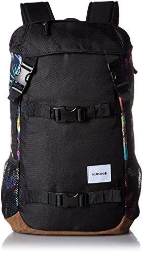 [ニクソン] バックパック JP Small Landlock Backpack NC2256 1633-00 Black/Paradice