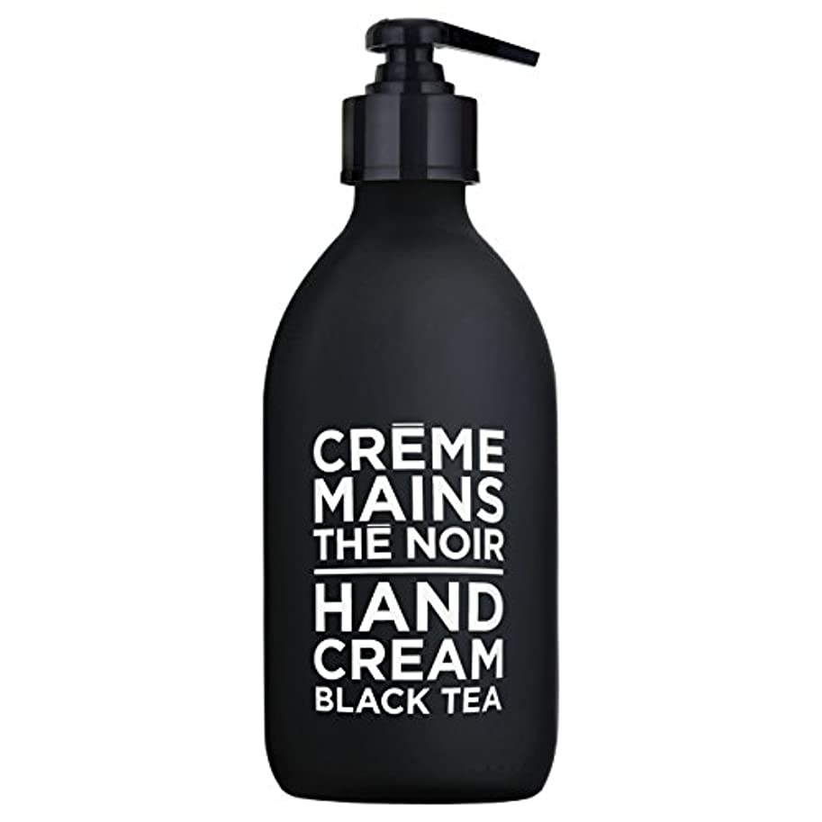 普通の太平洋諸島ロケットカンパニードプロバンス ブラック&ホワイト ハンドクリーム ブラックティー(ブラックティーにフルーティなベリーが調和した穏やかな香り) 300ml