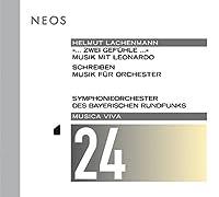 Musica Viva 24 by Helmut Lachenmann