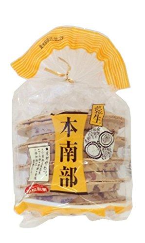 小松製菓 本南部落花生 10枚×10袋