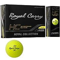 ロイヤルコレクション ROYAL COLLECTION ボール Royal Carry HC ボール 3ダースセット 3ダース(36個入り) イエロー