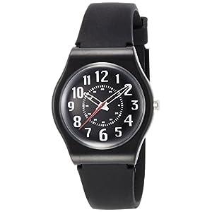 [フィールドワーク]Fieldwork 腕時計 ファッションウォッチ ダグラス シリコンベルト ブラック QKD045-2 メンズ 腕時計