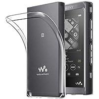 SHINEZONE ウォークマン ケース Sony Walkman NW-A50シリーズ NW-A50 /NW-A55 / NW-A55HN / NW-A55WI / NW-A56HN / NW-A57 高品質TPU 耐衝撃 落下防止 全面保護カバー