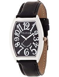 [フランク三浦]MIURA 零号機(旧) FM00K-BK 腕時計
