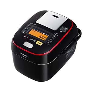 パナソニック 5.5合 炊飯器 圧力IH式 Wおどり炊き ブラック SR-SPA105-K