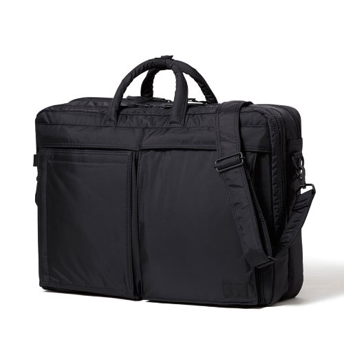 (ヘッド・ポーター) HEAD PORTER | BLACK BEAUTY | Laptop 3WAY BAG (L) BLACK