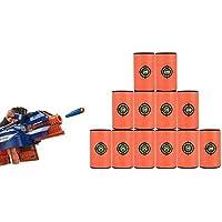 エリート ブレット EVA ターゲット 6個 N ストライク ブラスター 弾丸 銃銃 ダーツ ナルフ ガン 子供 おもちゃ とターゲット ゲーム