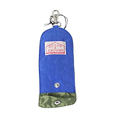 オーシャンアンドグラウンド キーケース GOODAY キッズ BL ブルー 1625901
