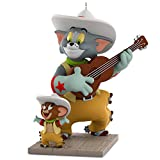 (Tom & Jerry) - Hallmark Keepsake 2017 Tom and Jerry Texas Tom Christmas Ornament