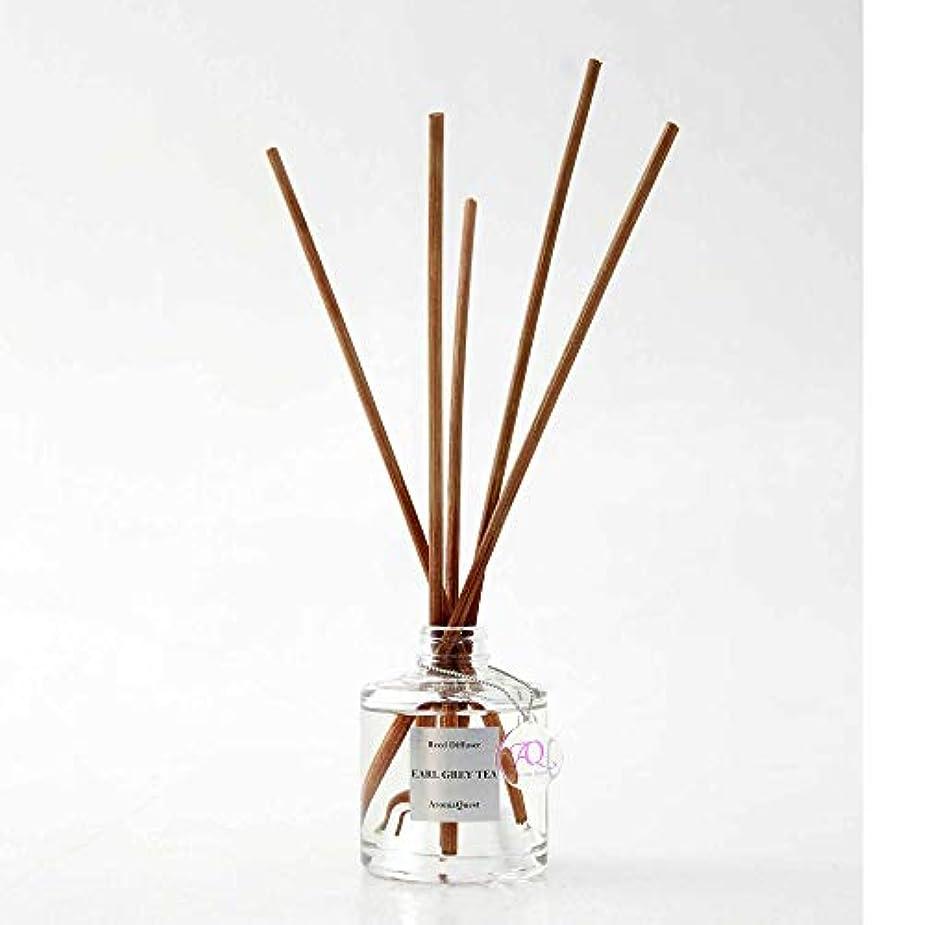 透けるクスクス鑑定ルームフレグランス リードディフューザー アロマディフューザー 150ml アールグレイティー EARL GREY TEA 紅茶の香り(箱?紙袋なし)