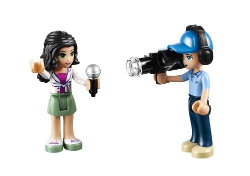 レゴ フレンズ ハートレイクテレビクル― 41056