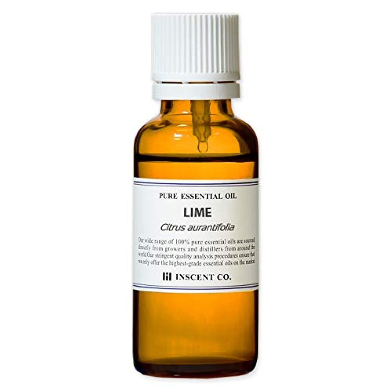 アライアンス引き付けるアロングライム 30ml インセント アロマオイル AEAJ 表示基準適合認定精油