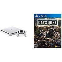 PlayStation 4 グレイシャー・ホワイト 500GB (CUH-2200AB02) + Days Gone  セット