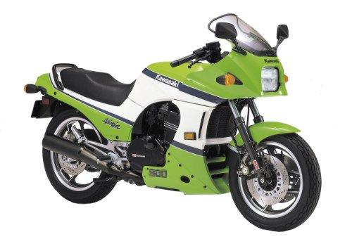 1/12 ネイキッドバイク No.41 カワサキ GPZ900R NINJA A2型 輸出仕様