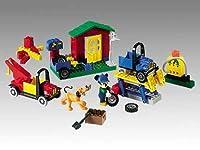 LEGO Disney's Mickey Mouse 4166 Mickey's Car Garage