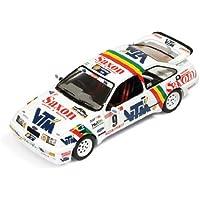 イクソ 1/43 FORD SIERRA RS COSWORTH No9 Rallye d Ypres 1990 完成品