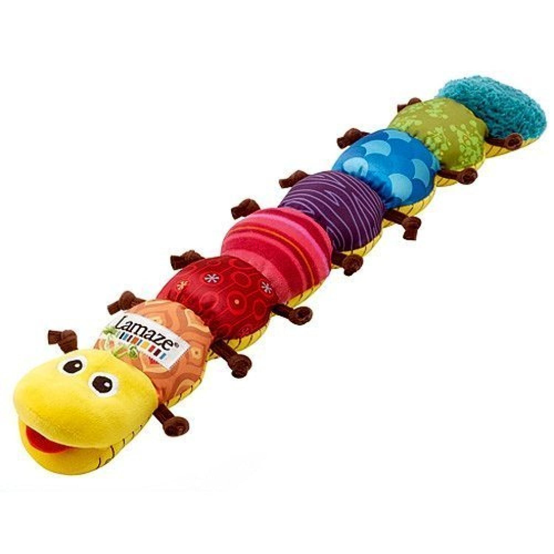 新しいLamaze Play & Grow LamazeミュージカルInchwormベビーEarly開発おもちゃ