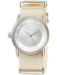 [ティッドウォッチ]TID Watches 腕時計 NO.1 ナイロンベルト TID01-36 SV/NWH 【正規輸入品】