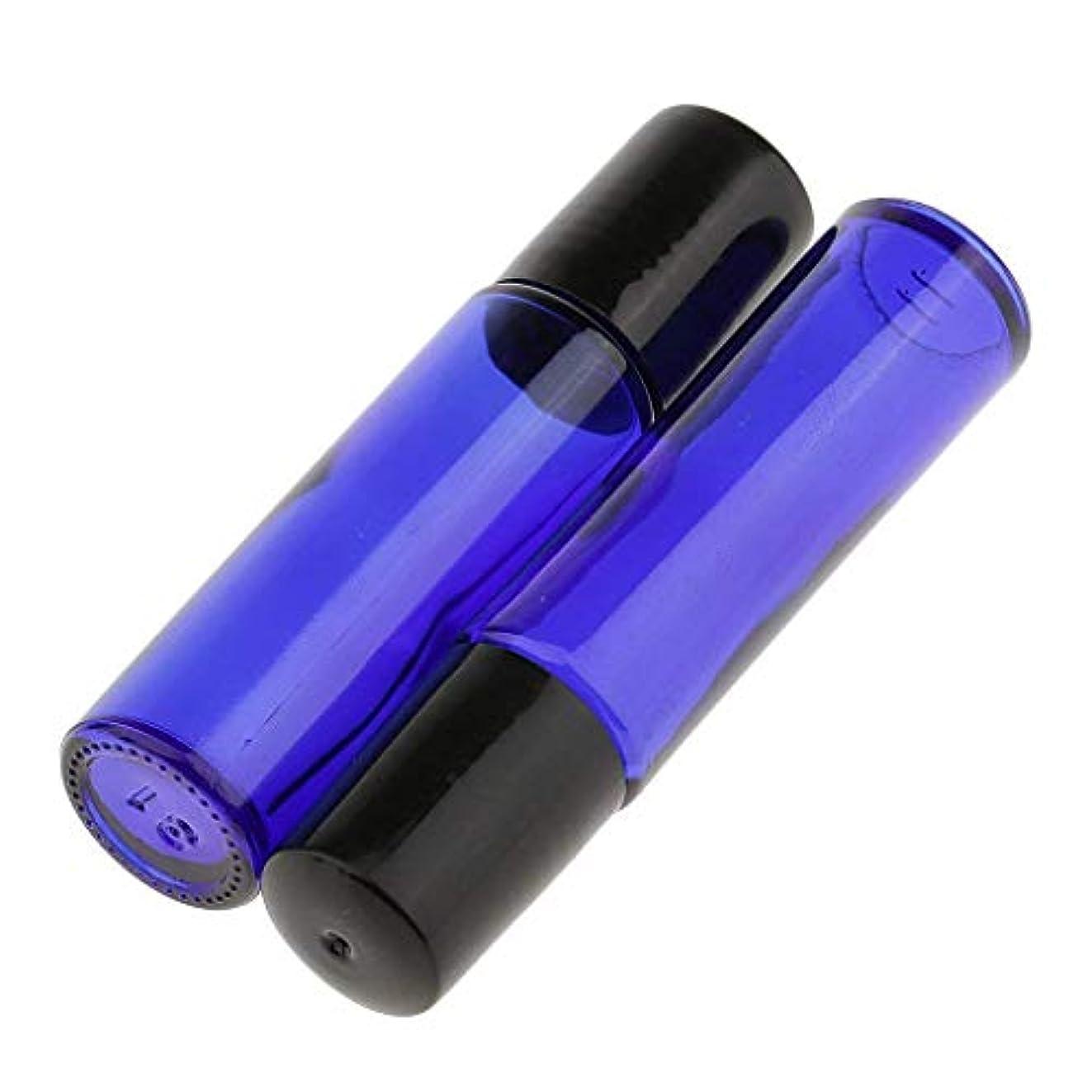 おじいちゃん異なるモルヒネロールオンボトル 遮光瓶 ガラスロールタイプ 2 本セット