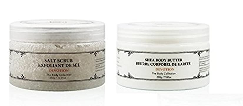 模索いつオークVivo Per Lei Body Butter + Body Scrub Set DEVOTION [並行輸入品]