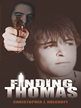 Finding Thomas by [Holcroft, Christopher J. ]