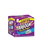 KaboomスクラブFree Refill 2ea by Kaboom