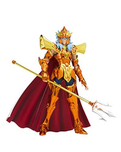 聖闘士聖衣神話EX 聖闘士星矢 海皇ポセイドン 約180mm ABS&PVC&ダイキャスト製 塗装済み可動フィギュア