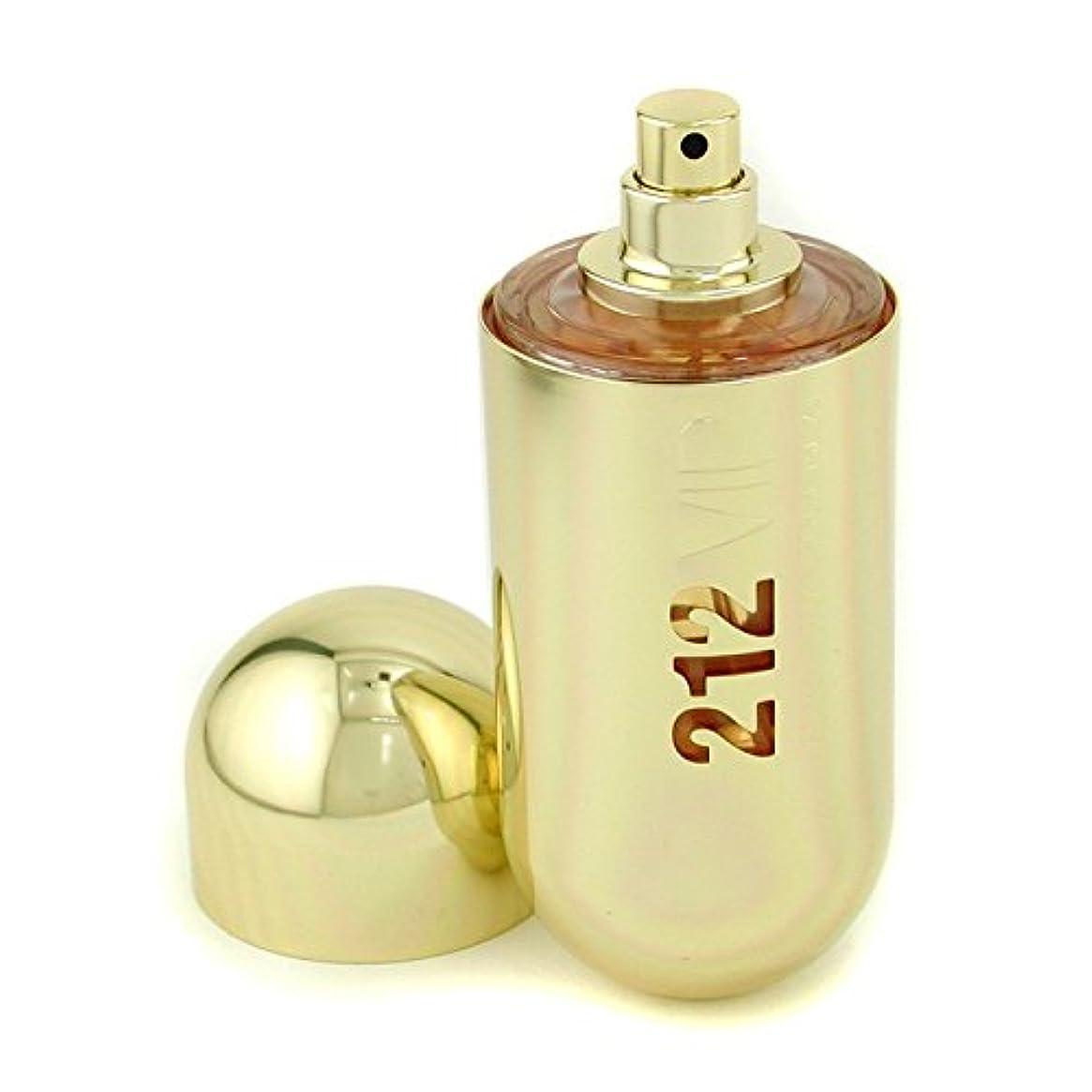 振り返る触手敬意を表するキャロライナヘレラ 212 VIP オードパルファムスプレー 80ml/2.6oz並行輸入品