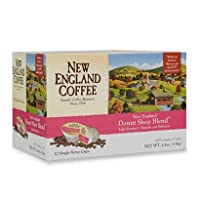 New England Coffee Donut Shop Blend K-Cups [並行輸入品]