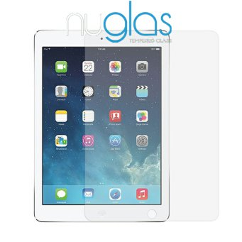 nuglas ラウンドエッジ加工 日本産強化ガラス Apple iPad mini用 液晶保護フィルム