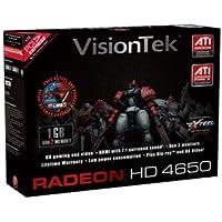 2cf3006–Visiontek Radeon HD 4650グラフィックカード–1GB ddr2SDRAM