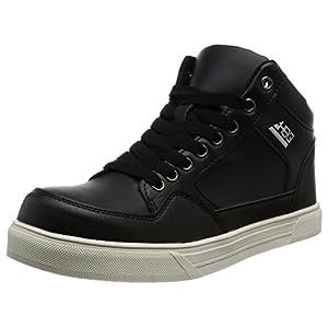 [ヘイギ] 安全靴 セーフティースニーカーMID ミドルカットタイプ CM-1701 ブラック 27 cm