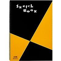 マルマン A3スケッチブック 図案印刷シリーズ S115 00065749 【まとめ買い3冊セット】