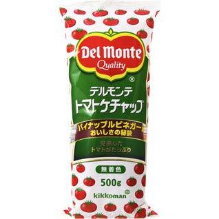 デルモンテ トマトケチャップ 500g 【キッコーマン食品】