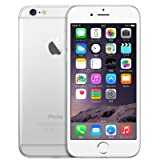 Apple iPhone6 A1586 (MG4C2J/A) 128GB シルバー【国内版 SIMフリー】
